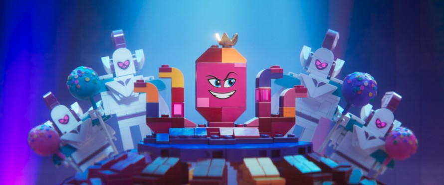 Tiffany Haddish Queen Watevra Wa'Nabi The Lego Movie 2: The Second Part