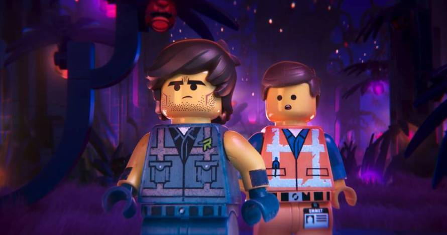 The Lego Movie 2: The Second Piece Chris Pratt