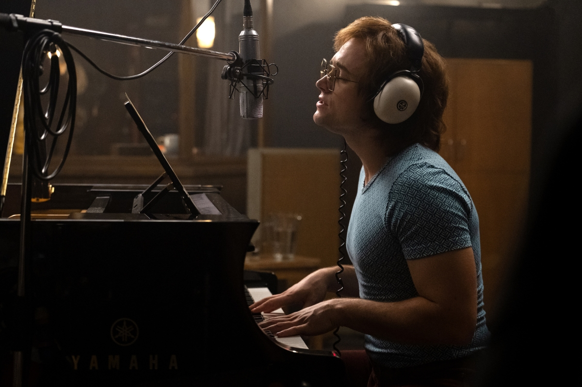 Live Elton John's Fantasy in the Second Official Trailer for 'Rocketman'