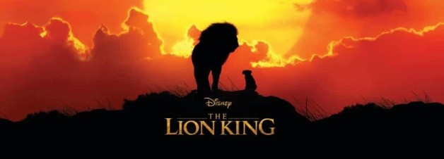 The Lion King Official Banner