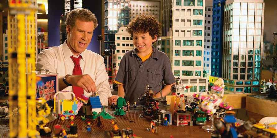 Will Ferrell in The Lego Movie