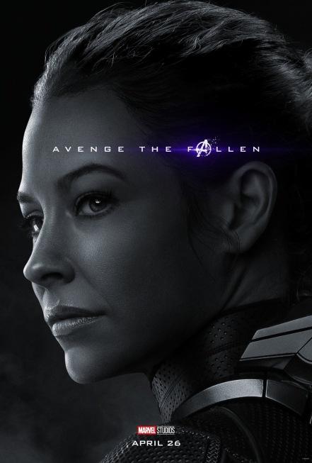 Avengers: Endgame Wasp Poster