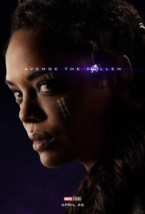 Avengers: Endgame Valkyrie Poster