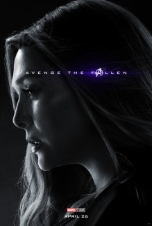 Avengers: Endgame Scarlet Witch Poster