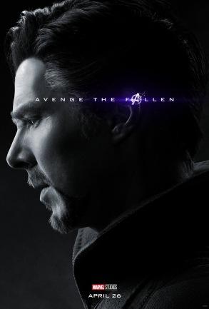 Avengers: Endgame Doctor Strange Poster