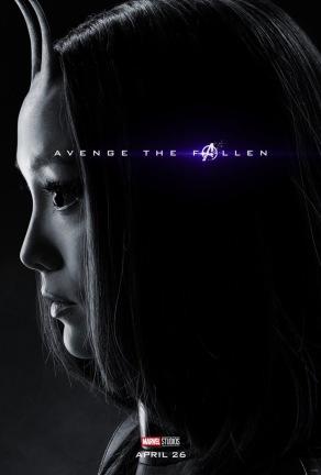 Avengers: Endgame Mantis Poster