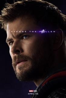 Avengers: Endgame Thor Poster