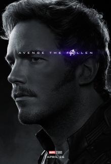 Avengers: Endgame Star-Lord Poster