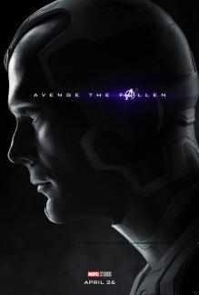Avengers: Endgame Vision Poster