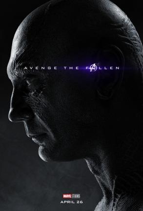 Avengers: Endgame Drax Poster