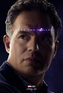 Avengers: Endgame Bruce Banner Poster