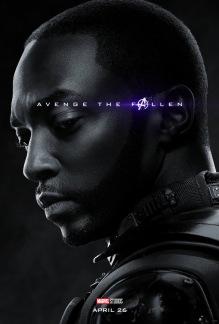 Avengers: Endgame Falcon Poster