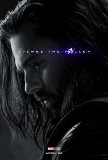 Avengers: Endgame Bucky Poster