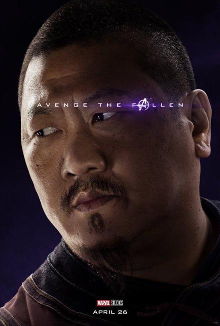 Avengers: Endgame Wong Poster