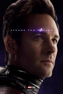 Avengers: Endgame Ant-Man Poster