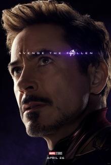 Avengers: Endgame Iron Man Poster