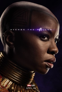 Avengers: Endgame Okoye Poster