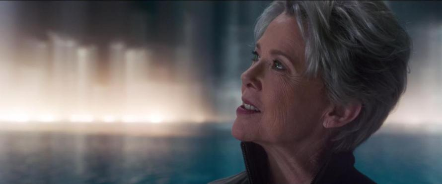 Annette Benning Captain Marvel