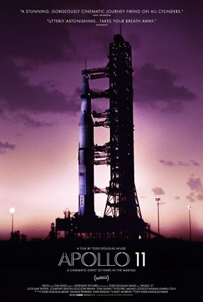 Apollo 11 Official Poster