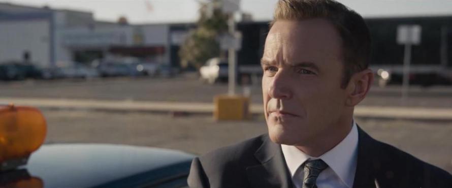 Agent Coulson Clark Gregg Captain Marvel