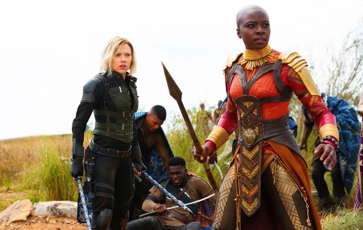 Marvel Edits Official Avengers Endgame Poster Adds Danai Gurira