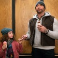 Chloe Coleman & Dave Bautista in My Spy