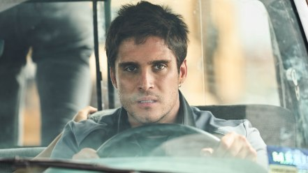 Diego Boneta in Terminator: Dark Fate