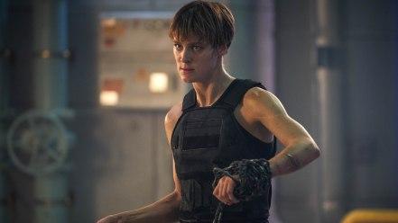 Mackenzie David in Terminator: Dark Fate