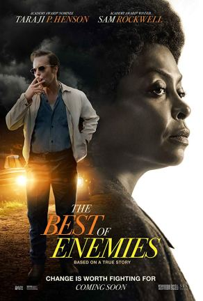 The Best of Enemies Official Poster