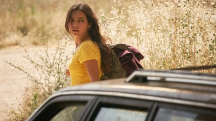 Natalia Reyes in Terminator: Dark Fate