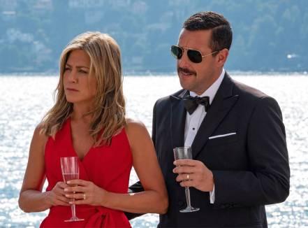 Adam Sandler Jennifer Aniston Murder Mystery