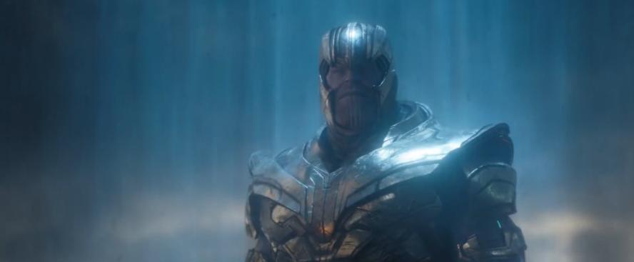 Thanos for Avengers: Endgame