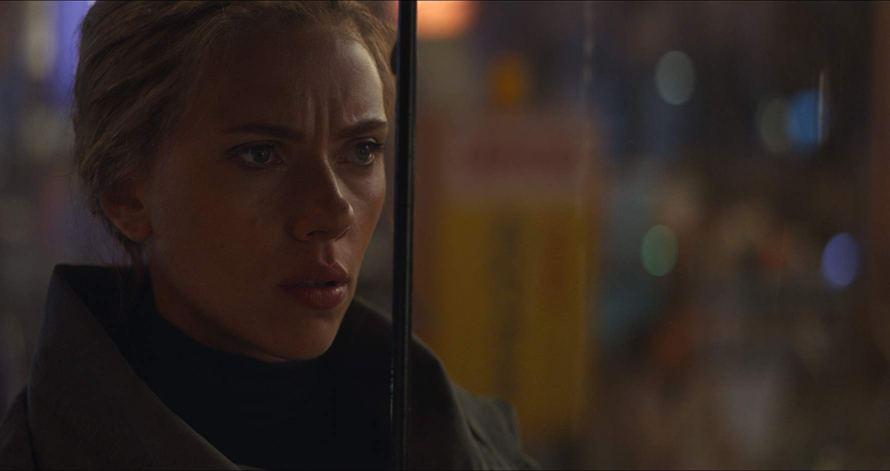 Avengers: Endgame Black Widow Scarlett Johansson