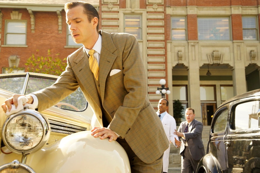 James D'Arcy Jarvis Agent Carter