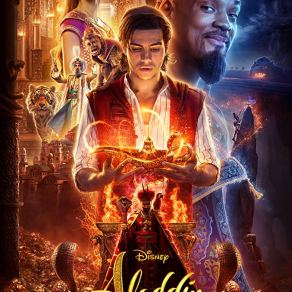 Aladdin Official Poster