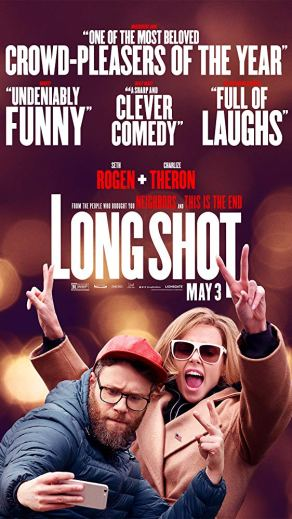 Long Shot Official Poster