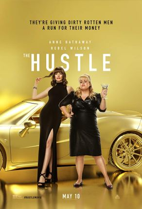 The Hustle Official Poster