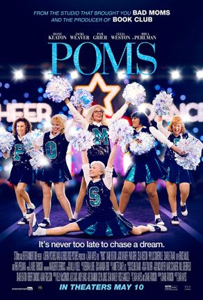 Poms Official Poster