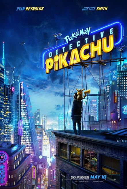 Pokemon Detective Pikachu Official Poster
