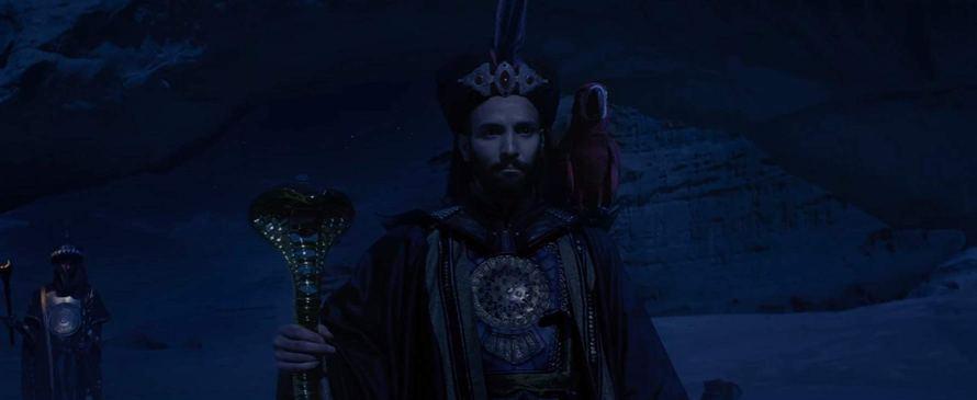 Marwan Kenzari Jafar Aladdin