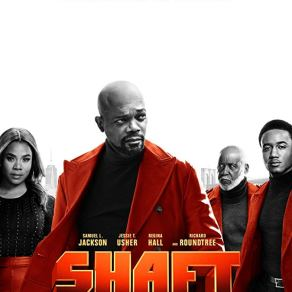 Shaft Official Poster