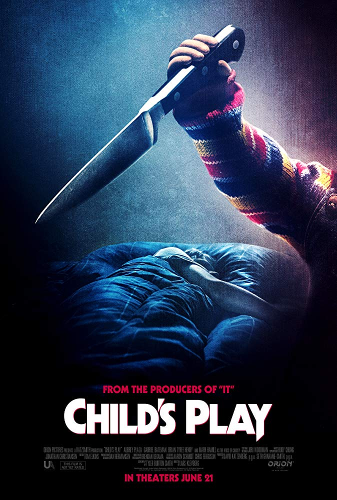 Childs Play Official Poster