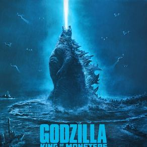 Godzilla: King of the Monsters Official Poster